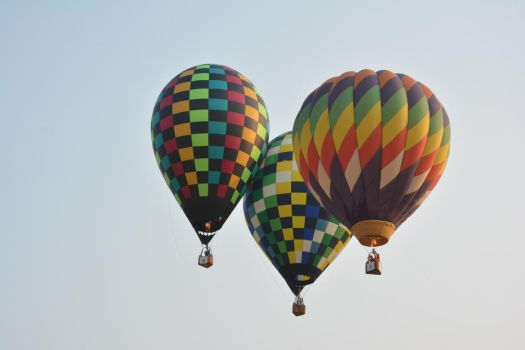 Like my wife...full of hot air! by DaddyOLicious