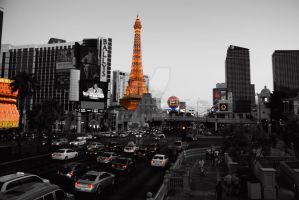 Vegas Stand outs by Bartistictouch