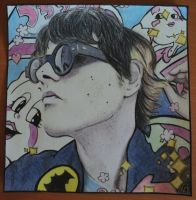Gerard Way - #artissmart by lorrena11