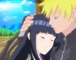 Naruhina Love by PioDanilo