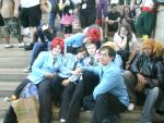 Otakon 2011-Host Club by Bluebell-Ren