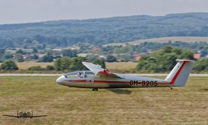 Let L-23 Super Blanik OM-9205 by Thunderbolt120
