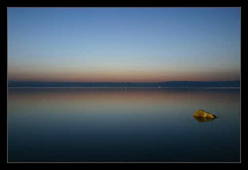 Galilee morning by invisiblewl