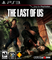 The Last of Us PS3 Boxart by BASTART-D3SIGN