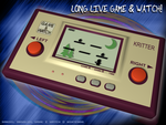 Long Live Game and Watch by Kritter5x