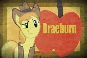 Braeburn Wallpapers by JellieLucy