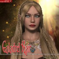 Galadrel Hair by emmaalvarez