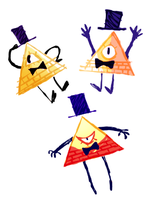 bill doodles by calallini