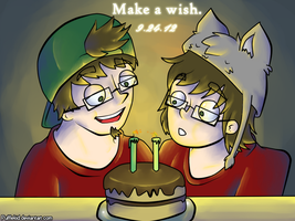 Make a wish... by Gamchawizzy