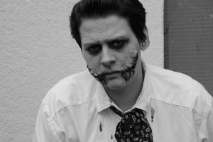 Chelseagrin gizzy - Halloween 2013 by pink-gizzy