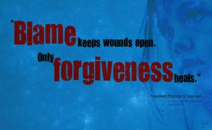 Forgiveness Heals by CaseyJewels