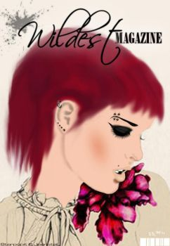 Wildest Magazine Cover Picture by kristalart