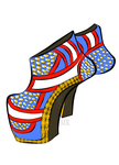 KING KVNT : HEELESS SHOES by mrheartless