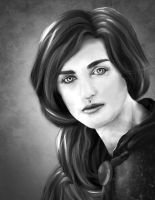 Morgana Pendragon by IreneWeasly