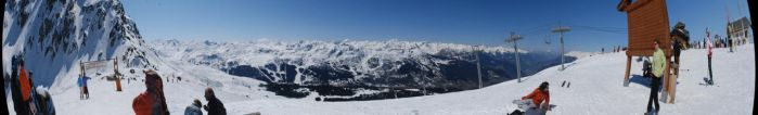 Panorama col de la loze by fotofreak99