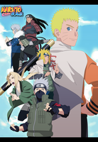 Hokage's of Konoha by byClassicDG