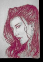 Realistic Asami by aLyTeh