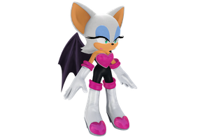rouge the bat HD by eggmanteen