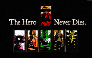 The Hero Never Dies 2 by TheAceOverlord