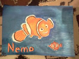 Nemo drawing by nadine20