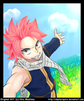 Welcome to Fairy Tail by DipolarSquire