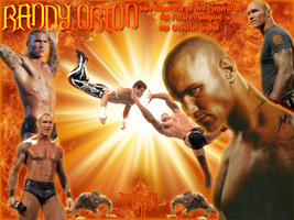 Randy Orton - The Viper by DecadeofSmackdownV2