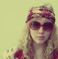 Hippie by MarjOlijn
