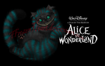 Cheshire cat wallpaper by AFrozenHeart
