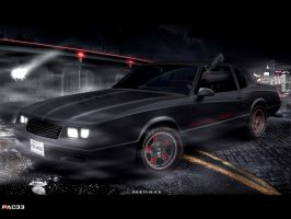 Chevrolet Monte Carlo SS by pacee