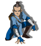 Sokka by InvisibleRainArt