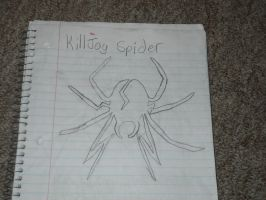 Killjoy spider by FromLoveToDeath