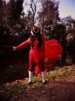 Fairy by the river by madhattering