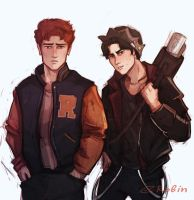 Riverdale by EnotRobin