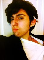 Me as Lady Gaga - Jo Calderone by ssGoshin4