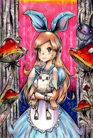 My Alice by KenronToqueen