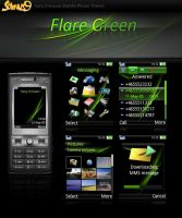 SE Flare Green Theme 1.1 by solinus9