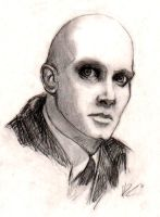 Michael Cerveris by azurelacroix