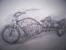 Bike by p-mccarty