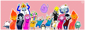 Adventure Time Caramelldansen [VIDEO!] by Dorinootje