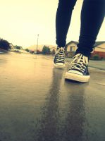 My converse...again! by Pidon-animal