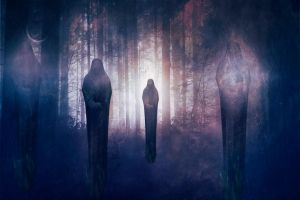 Les Spectres by PlacidAnemia