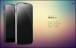 Nexus 4 Slant PSD by danishprakash