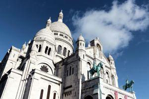 The Sacre Coure by Destroth
