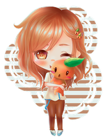 Chipiy {Contest Prize} + Speedpaint by SuuLore