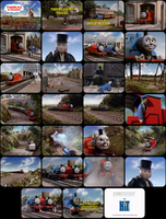 Thomas and Friends Episode 9 Tele-Snaps by VGRetro