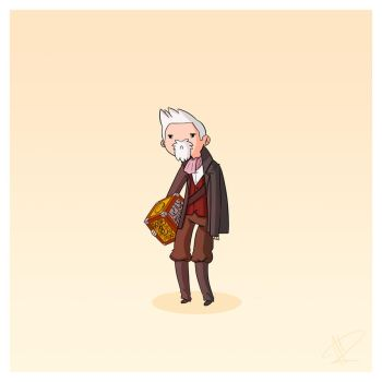 Adventure Time and Space! War Doctor by Blizarro