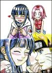 NaruHina: Excited Hinata by ArisuAmyFan