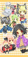 Chibi time by Wanaca