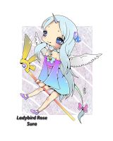 Request - Seraphina Elton by LadyBird-Rose