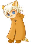 Request Roulette Eight: Flat-Colored Chibi by hikaruko